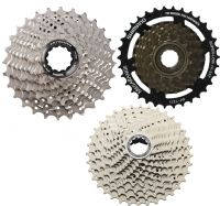 Cassettes Cogs & Freewheels - Shimano