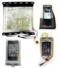 Bags - Aquapac Waterproof Cases (ipad/ Phone/mp3 Etc)