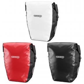 Ortlieb Back Roller City Panniers Pair 40 litres - Lockable mounting set ensures stability and safety