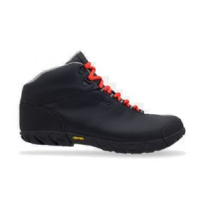 Giro Alpineduro Mtb Shoe  - At heart the Alpineduro is a rugged mountain shoe with a grippy Vibram rubber outsole
