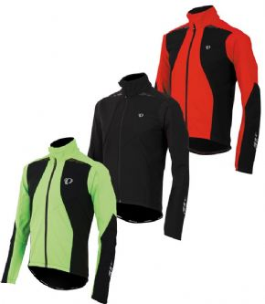 Pearl Izumi Pro Softshell 180 Jacket 35 - 37 Inch Chest  2016 - Fend off cold winter temperatures with the P.R.O. Softshell 180 Jacket.