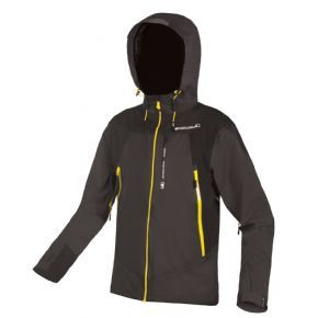Endura Mt500 Waterproof Jacket 2  2018 - Fully seam sealed exceptionally breathable ExoShell60 3-Layer waterproof fabric