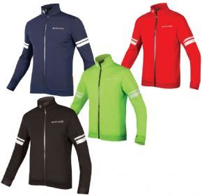 Endura Fs260-pro Sl Thermal Windproof Jacket - High stretch windproof fabric with thermal lining on front and sleeves