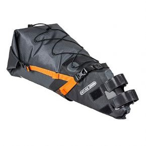 Ortlieb Bikepacking Seatpack - Extremely light and durable water bag with wide opening, metering valve and handles