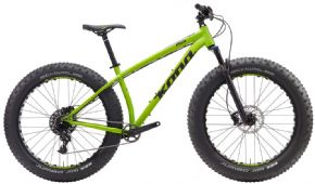 Kona Wozo Fat Mountain Bike  2017 - Bring on any trail or the four seasons. Armed with the Wozo we're ready to roll.