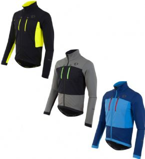 Pearl Izumi Elite Escape Softshell Jacket 2017 - ELITE Softshell fabric is windproof with superior warmth and water resistance