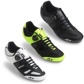 Giro Sentrie Techlace Road Cycling Shoes - The pinnacle of road helmet design now available with MIPS technology.