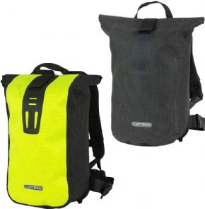 Ortlieb Velocity High Visibility PS50X Backpack 24 Litre - 24-litre payload this versatile daypack is just the right size for work school and play