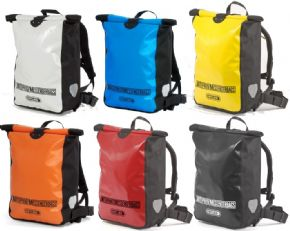 Ortlieb Messenger Bag - The largest bike bags in the world are available in wear-resistant waterproof material