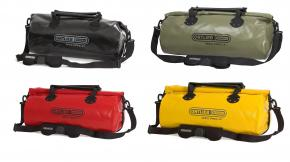 Ortlieb Rack Pack 31 Litres - Can be combined with Ortlieb Back/Front-Rollers on the rack for bike touring.