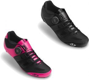 Giro Raes Techlace Womens Road Cycling Shoes  2017 - COMFORT, STYLE, ADJUSTABILITY - PICK ALL 3