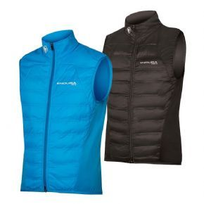 Endura Pro Sl Primaloft Gilet - Packable Lightweight Core Body Insulation