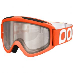 Poc Iris Dh Goggle Orange - Designed to optimise visibility by stressing size and angles without compromising fit.