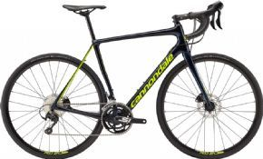 Cannondale Synapse Carbon Disc 105  2018 - The perfect balance of race-day performance and all-day ridability.