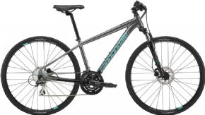 Cannondale Quick Althea 3 Womens Sports Hybrid Bike  2018 - Start the cycle with the comfort confidence and speed of the all-new Quick.