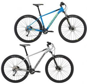 Cannondale Trail 6 Mountain Bike  2019 - Trail sets the standard for fast confident fun.