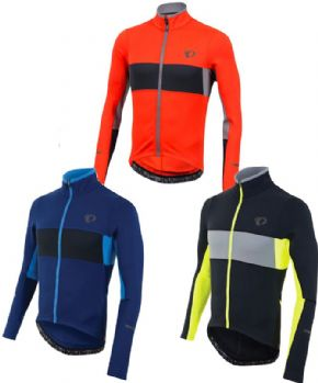 Pearl Izumi Elite Escape Thermal Jersey  2018 - Internal flap construction to protect jerseys or base layers from snagging