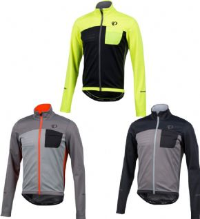 Pearl Izumi Select Escape Softshell Jacket 2018 - Select 3 layer softshell fabric is windproof with superior warmth and water resistance