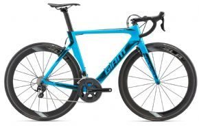 Giant Propel Advanced Pro 2 Aero Road Bike Blue  2018 - FROM DAILY TRAINING RIDES TO YOUR BIGGEST RACE OF THE YEAR.
