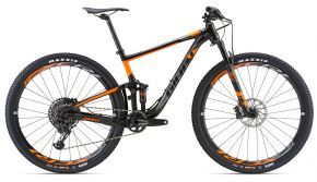 Giant Anthem 29er 1 Mountain Bike 2018 - Medium (ex Display) - Boost wider hub spacing improves wheel stiffness for better control in rugged XC terrain