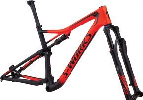 Specialized S-works Epic 29 Frameset  2018 - Epic the best handling fastest XC rig you've been on.