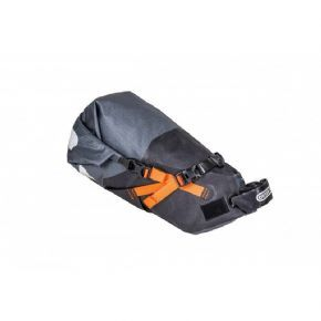 Ortlieb Bikepacking Seat Pack M - Extremely light and durable water bag with wide opening, metering valve and handles