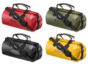 Ortlieb Rack Pack S Travel Bag 24 Litre - Can be quickly converted from a convenient bike pannier into a comfortable backpack