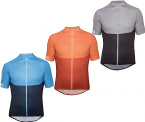Poc Essential Xc Zip Tee  2018 - Versatile cycling jersey features raglan sleeves for enhanced flexibility and comfort