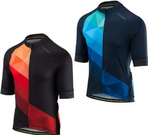Altura Peloton Short Sleeve Jersey Mosaic 2018 - Our popular Peloton jersey offering comfort performance and styling.